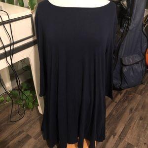 SOHO collection by NY&CO casual navy dress